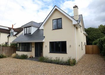 Thumbnail 4 bedroom detached house for sale in Chalkhouse Green, Reading