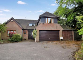 Thumbnail 4 bed detached house for sale in Crabmill Close, Knowle, Solihull