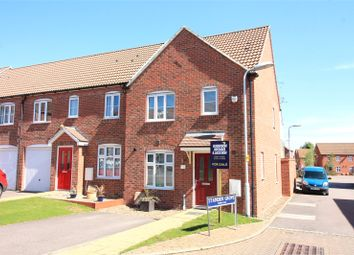 Thumbnail 3 bed end terrace house for sale in Standen Grove, Sittingbourne, Kent