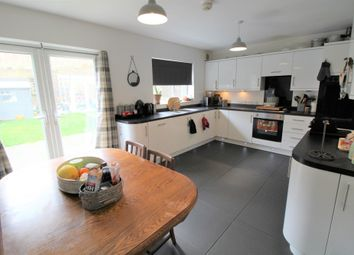 Thumbnail 4 bed semi-detached house for sale in South View, London Road, Peterborough