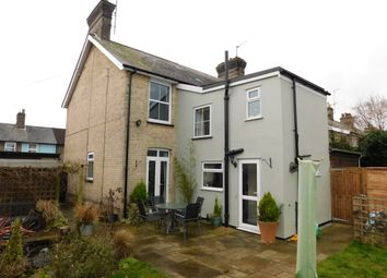 Thumbnail 4 bed end terrace house for sale in Bridge Street, Stowmarket