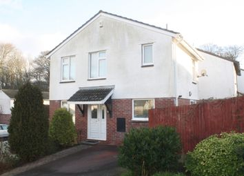 Thumbnail 3 bed detached house for sale in Rowland Close, Plymstock, Plymouth