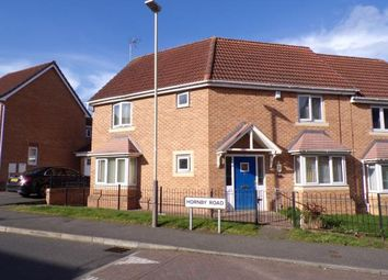Thumbnail 3 bed semi-detached house for sale in Hornby Road, Hamilton, Leicester, Leicestershire