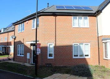Thumbnail 3 bed end terrace house for sale in Iris Close, Humberstone, Leicester