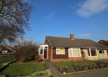 Thumbnail 2 bedroom bungalow for sale in Arnside Walk, Chapel House, Newcastle Upon Tyne