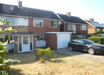 Thumbnail 6 bed semi-detached house to rent in Carver Hill Road, High Wycombe