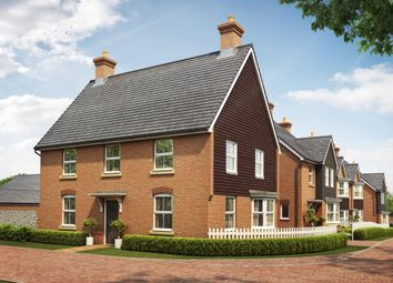 "Thumbnail 4 bed detached house for sale in ""Beauworth"" at The Causeway, Petersfield"
