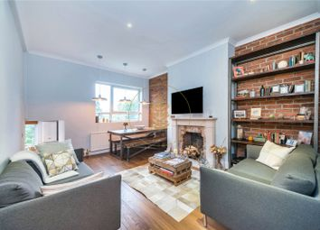 Thumbnail 2 bed flat for sale in Hilltop Road, West Hampstead, London