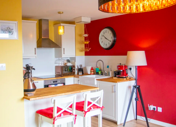 Thumbnail 2 bed flat to rent in West Granton Road, Edinburgh