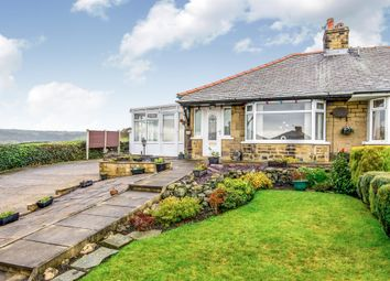 Thumbnail 2 bed semi-detached bungalow for sale in Moorlands Drive, Halifax