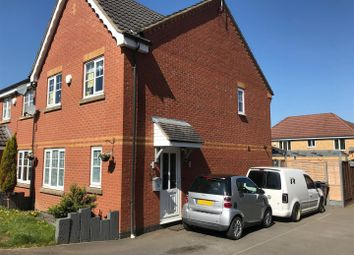 3 bed town house for sale in Spencer View, Ellistown, Leicestershire LE67