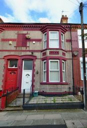 Thumbnail 5 bed terraced house for sale in Bedford Road, Bootle