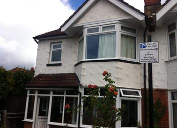 Thumbnail 8 bed property to rent in Merton Road, Highfield, Southampton