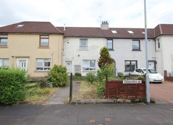 Thumbnail 2 bed terraced house for sale in 118 Canberra Avenue, Clydebank