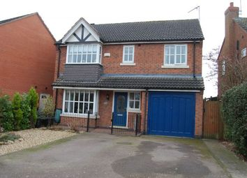 4 bed detached house for sale in Wright Road, Long Buckby, Northampton NN6