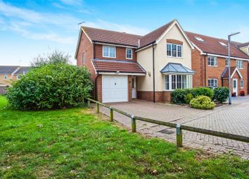 Thumbnail 4 bed detached house to rent in Farriers Gate, Chatteris