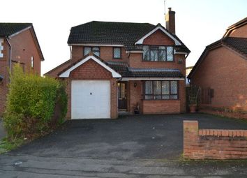 4 bed detached house for sale in Macmillan Way, Spinney Hill, Northampton NN3