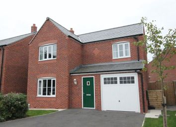 Thumbnail 4 bed detached house to rent in Stryd Y Barcud, Ruthin