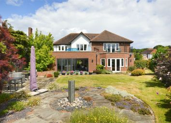 Thumbnail 5 bed detached house for sale in Ashley Close, Walton-On-Thames, Surrey