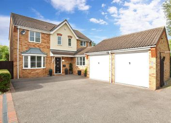 Thumbnail Detached house for sale in Robertson Drive, Wickford, Essex