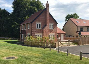 Chestnut Close, Marnhull, Sturminster Newton, Dorset DT10. 4 bed detached house