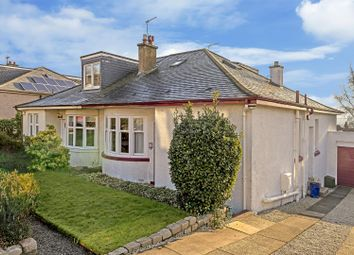 Thumbnail 3 bed semi-detached bungalow for sale in 34 Corstorphine Hill Gardens, Corstorphine, Edinburgh