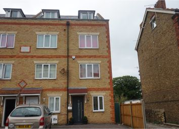 Thumbnail 4 bed town house for sale in Harold Road, Margate