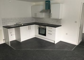 Thumbnail 2 bedroom flat to rent in Commercial Street Arcade, Abertillery