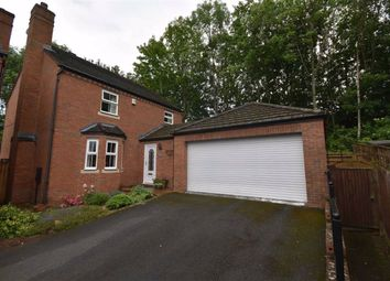 Thumbnail 5 bed detached house for sale in Farjeon Close, Ledbury, Herefordshire