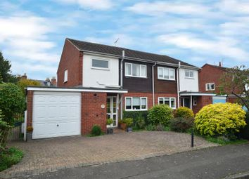 Thumbnail 3 bed semi-detached house for sale in St. Johns Close, Stratford-Upon-Avon