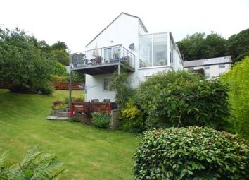 Thumbnail 4 bedroom detached house for sale in The Orchard, Menai Bridge, Anglesey, North Wales
