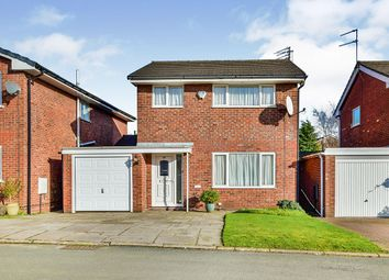 Thumbnail 3 bed detached house for sale in Farwood Close, Macclesfield, Cheshire