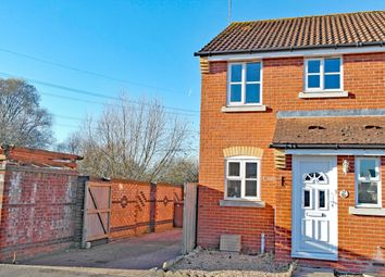 Thumbnail 2 bed end terrace house for sale in Venners Water, Didcot, Oxfordshire