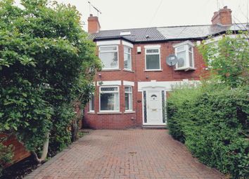 Thumbnail 4 bed terraced house for sale in Hotham Road North, Hull, Yorkshire