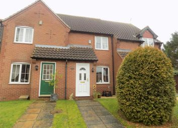 Thumbnail 2 bed terraced house to rent in New Causeway, Barkestone, Nottingham
