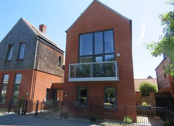 Thumbnail 3 bedroom town house for sale in West Street, Upton, Northampton