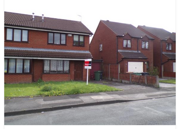 Thumbnail 3 bed semi-detached house for sale in Greadier Street, Willenhall