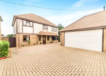 Thumbnail 4 bed detached house for sale in Priory Road, Faversham