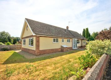 Thumbnail 3 bed bungalow for sale in Keswick Road, Cringleford, Norwich