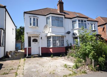 Thumbnail 4 bedroom semi-detached house to rent in Oldborough Road, Wembley