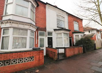 Thumbnail 2 bed terraced house for sale in Winchester Avenue, Leicester, 1