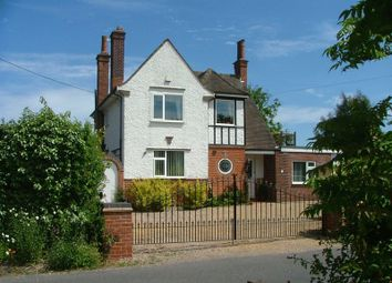 Thumbnail 3 bed detached house for sale in Warren Road, Gorleston, Great Yarmouth