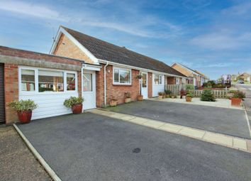 Thumbnail 3 bed semi-detached bungalow for sale in Dukes Drive, Halesworth