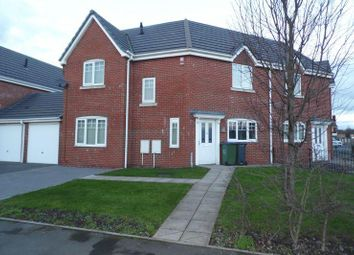 Thumbnail 3 bedroom semi-detached house to rent in Meyrick Road, West Bromwich