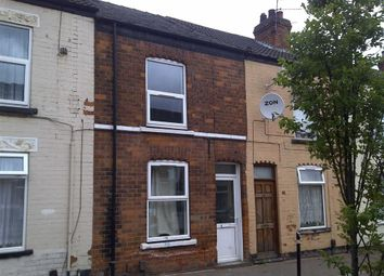 Thumbnail 3 bed terraced house for sale in Percival Street, Scunthorpe, North Lincolnshire