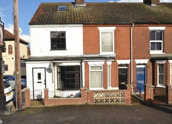Thumbnail 3 bed end terrace house to rent in Angel Road, Norwich
