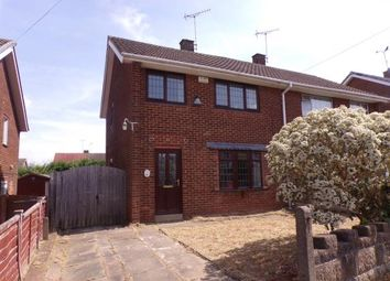 Thumbnail 3 bed semi-detached house for sale in Castle Park Rd, Burton On Trent, Staffordshire