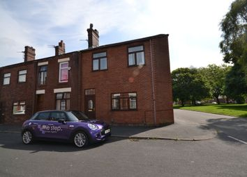 Thumbnail 4 bed end terrace house for sale in Birch Street, Tyldesley, Manchester