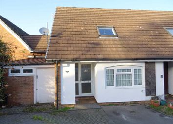 Thumbnail 2 bedroom end terrace house for sale in Matthey Place, Crawley