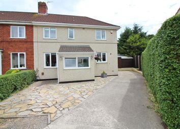 Thumbnail 3 bed semi-detached house for sale in Kelston Walk, Bristol